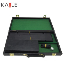 New Design Rummy Tile Customized in Leather Box