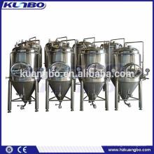 Горизонтальный резервуар & вертикальный из нержавеющей стали для пива