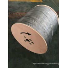 Semi Finished Rg59 Coaxial Cable