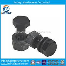 Китай Поставщики Высокая прочность A490 Тяжелый Hex структурный болт