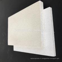 Aucun panneau de MGO de panneau ignifuge de MGO de conseil ignifuge d'oxyde de magnésium pour la cloison de mur
