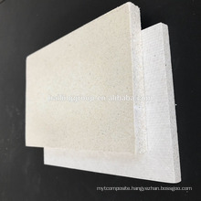 Low price fireproof material MGO board SIP Magnesium oxide board for wall partition