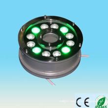 china supplier new product 100-240v 12V 24V 9w 12w ip65 RGB underwater led lights for bathtubs