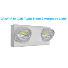 Hight Quality 2*3W Twins Spot Emergency Lamp