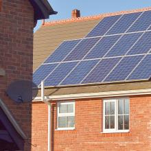Kit de tapajuntas de montaje en techo de asfalto hermético Producto de energía solar