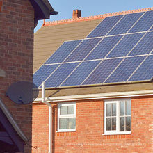 Watertight Asphalt Shingle Roof Solar Roof Rack
