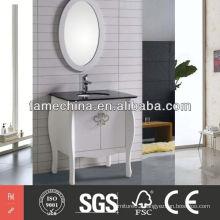 2013 Latest swan bathroom faucet High Gloss swan bathroom faucet