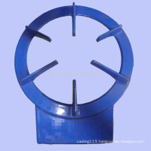 Customized cast iron gas burner