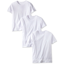New Design 100%Cotton Crew Neck Blank T Shirt