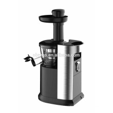 2015 latest die-casting aluminum Slow juicer with GS,CE.LFGB,ETL certificate