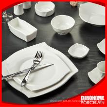 Eurohome Fabrik Lieferant feine Procelian Teller und Schüssel