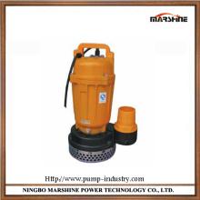 Vertikale 3-Phasen Abwasser Tauchpumpe elektrische Mini Wasserpumpe