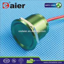 Daier PZ19-10 Interruptor piezoeléctrico de 19 mm
