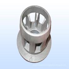 Fundición de arena de acero al carbono de OEM por fundición dúctil de hierro