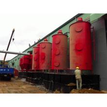 Carbono de carbón de leña activado de alta potencia