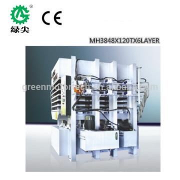 Превосходное качество самое лучшее цена горячий пресс машина сделано в Китае для продажи