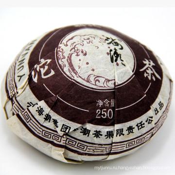 Горячий чай сбывания Yunnan Puer, чай зрелого чая Puerh 100g, китайский миниое Yunnan Tuocha, чай Yunnan Pu'Er высокого качества