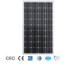 Panel solar mono de 100W con certificado TUV y CE