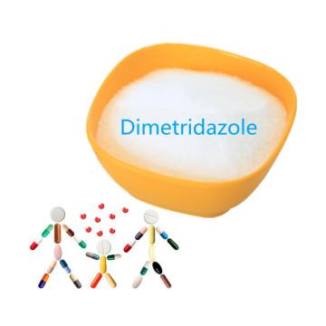 antibiotique Dimetridazole and metronidazole for birds