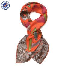 2015 New Design Printing Silk scarf Hand rolling SWS221 silk scarf wholesale