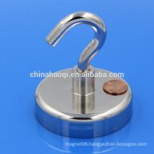300lb Heavy Duty cup shape strong magnet hook