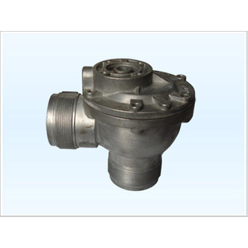 Aluminium Die Casting Dust Collector Valve Parts