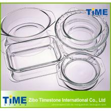 Pyrex Glas Backformen