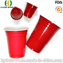 2oz, 12oz, 16oz Wholesale Disposable Plastic Red Solo Cup