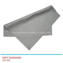 Tissu pour lunettes en microfibre Soft Touch (SCE-008)