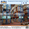 High Cycling Rate Selective Pallet Storage Warehouse Racking