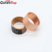 GutenTop высокое качество и PEX штуцер Обжимной Хомут кольцо медь 1/2 в