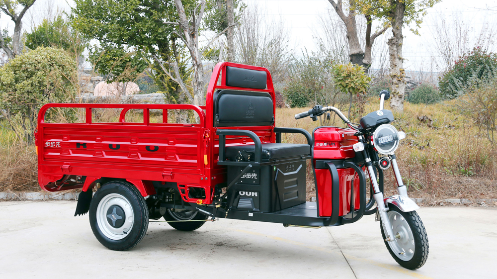 electric rickshaw suppliers in India