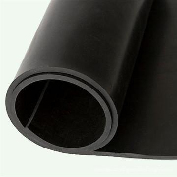 Hebei Fabrik niedrigen Preis Gummimatte SBR Gummi Blatt Roll Mat