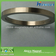 Ring shape alnico 5 magnets with strong power