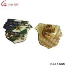 Esmalte insignia oro Metal solapa (LM1757)