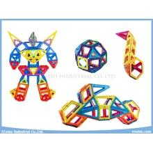 128 STÜCKE Magnetische Spielzeug Puzzle Weisheit Mag Bausteine Spielzeug Bildung Spielzeug für Kinder