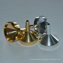 2014 Mini Funil de Perfume de Enchimento de Alumínio