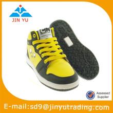 Nuevos zapatos vendedores calientes del deporte de guangzhou del diseño