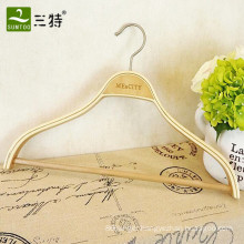 laminated wooden clothes display hangers