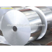 Aluminum coil for cable wrapping