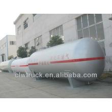Fabricante del tanque de la alta calidad 100M3 lpg