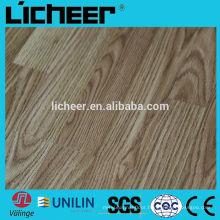 Laminate flooring manufacturers china 12.3mm crystal effect laminate flooring plastic flooring