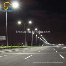 diseño hábil llevó columna de luz de calle al aire libre