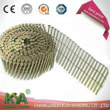 Clous pneumatiques de palette de Concial pour l'empaquetage, la toiture, clôturant