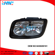 HEAD LAMP LH 9438200161 FOR MB ACTROS MP2/MEGA TRUCK