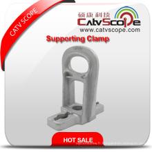 Pince de suspension de fixation et de support en aluminium de haute qualité
