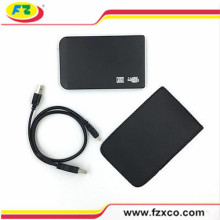 2.5 Inch USB2.0 to SATA Portable External Hard Disk Case