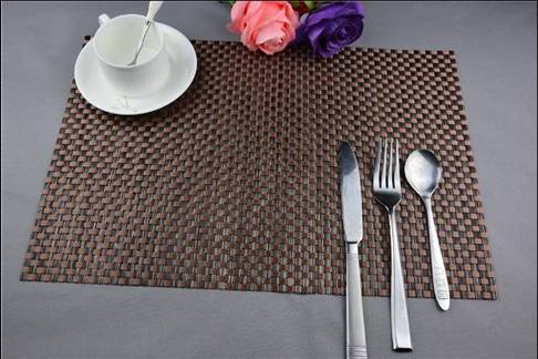 2 series PVC eat mat decoration cushion