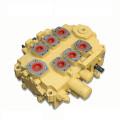Excavator parts hydraulic directional control valve