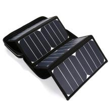 2017 High quality 26W portable flexible folding cheapest the solar panel
